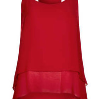 **Racerback Top by Wal G