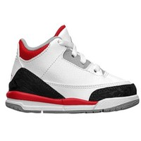 Jordan Retro 3 - Boys' Toddler at Champs Sports