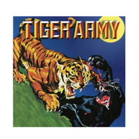 Tiger Army - Self-Titled Vinyl LP Hot Topic Exclusive