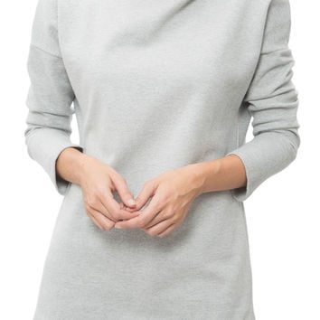 Monrow - Funnel Neck Sweatshirt
