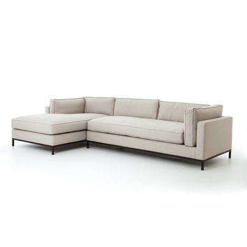 Grammercy Sectional Left Arm Chaise