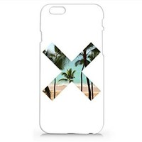 XX Palm Trees Iphone 6 Case, Iphone 6 Hard Cover Case (For Apple Iphone 6 4.7 Inch Screen)-Emerishop (AH11)