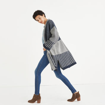 Collage Cardigan Sweater : shopmadewell cardigans & sweater-jackets | Madewell