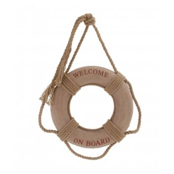 Rope Handle Wall Mount Lifesaver