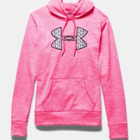 Women's UA Armour® Fleece Big Logo Twist Hoodie | Under Armour US