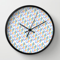 GOOGLE Wall Clock by Acus