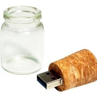 Message In A Bottle USB Flash Drive