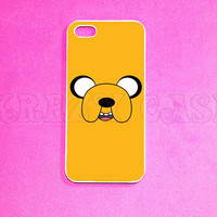 iPhone 5 Case, Adventure TIme Jake iPhone 5 Case for iPhone 5