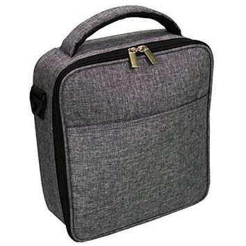 Durable Insulated Lunch Box