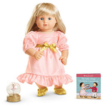 American Girl® Clothing: Ballerina Nightgown for Dolls