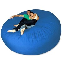 Micro Suede Giant Bean Bag Chair:Amazon:Home & Kitchen