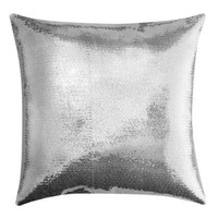 Decorative Shiny Sequins Throw Pillow Cover Luxurious Cushion in various colors (Gold)