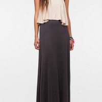 Urban Outfitters - Staring at Stars Knit Layered Maxi Dress