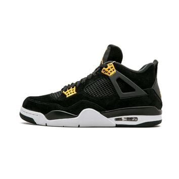 Nike Air Jordan 4 Royalty AJ4 Breathable Men's Basketball Shoes Sports Sneakers