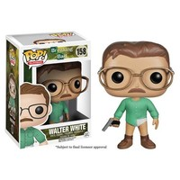 Funko Breaking Bad Walter White Pop! Vinyl Figure