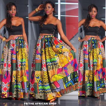 Freeda Maxi Skirt