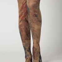 Japanese Maple Tights - Anthropologie.com