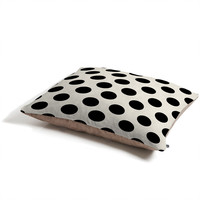 Allyson Johnson Classiest Cream Pet Bed