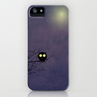 Night Owl ~~ iPhone & iPod Case by Irmak Berktas
