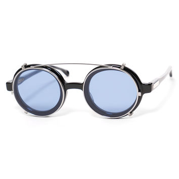 """Dharma"" Optical + Sunglasses Clip-On"
