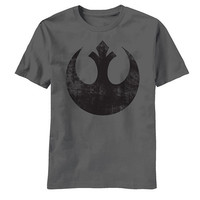Star Wars Old Rebel Mens T-Shirt
