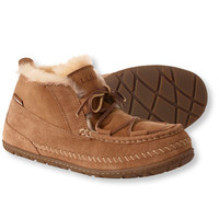 Men's Wicked Good Lodge Chukkas: Men's Slippers | Free Shipping at L.L.Bean