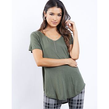 Anytime Simple Knot Tee