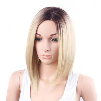 Lace Front Synthetic Wig Heat (Friendly)