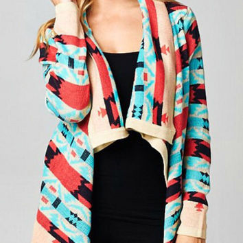 Fire Side Cardigan