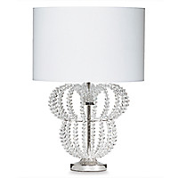 Minnie Mouse Beaded Accent Lamp