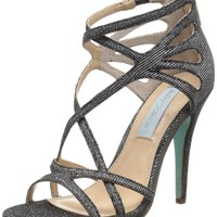 Blue by Betsey Johnson Women's Talia Dress Sandal