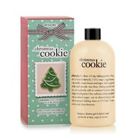 Philosophy Christmas Cookie Gel, 16 Ounce