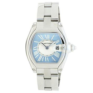 Cartier Roadster automatic-self-wind womens Watch 2675 (Certified Pre-owned)