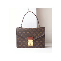 Louis Vuitton Concorde Monogram authentic vintage tote handbags 90s