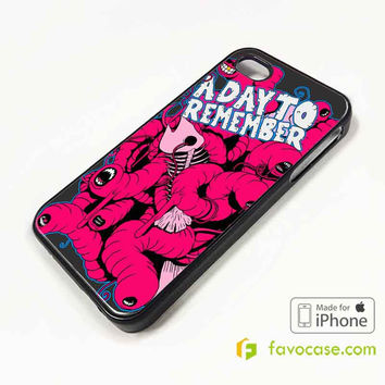 A DAY TO REMEMBER Band iPhone 4/4S 5/5S 5C 6 6 Plus Case Cover