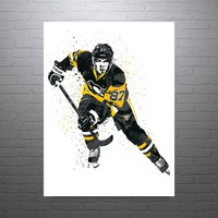 Sidney Crosby Pittsburgh Penguins Poster