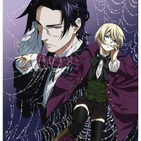 Wall Scroll - Black Butler 2 - Claude Alois Web New Licensed ge60455