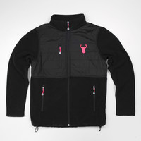 Luckless LLC | Nashville Sport Fleece- PINK