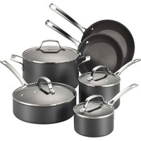 Circulon Genesis 10 Piece Hard Anodized Cookware Set | Wayfair