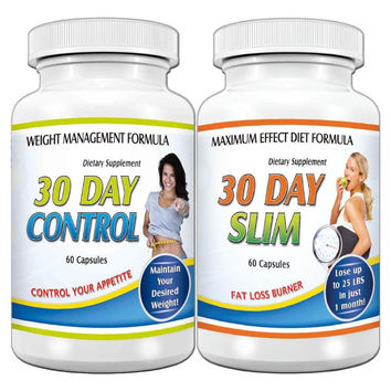 30 Day Slim Trim & Control Rapid Weight loss Weight Management Formula
