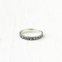Stacking Delicate Ring at Free People Clothing Boutique
