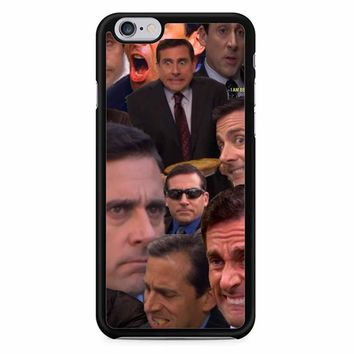 Michael Scott Collage 2 iPhone 6 Case