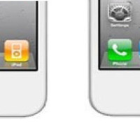 2 Color iPhone Home Button Personalized Decal Sticker