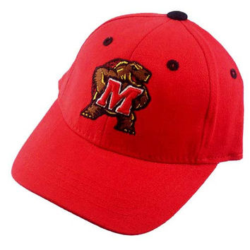 Maryland Terrapins Red Infant 1Fit Hat - - http://www.shareasale.com/m-pr.cfm?merchantID=7124&userID=1042934&productID=544542079 / Maryland Terrapins