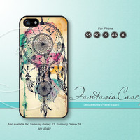 Dream catcher, Vintage, iPhone 5 case, iPhone 5C Case, iPhone 5S case, Phone cases, iPhone 4 Case, iPhone 4S Case, iPhone case, FC-0492