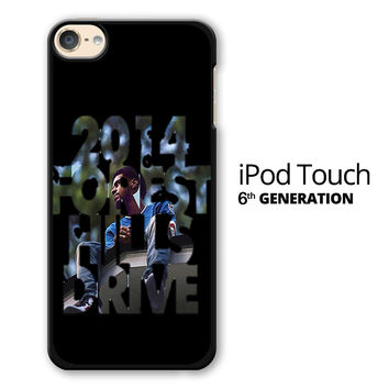 Forest Hills Drive iPod Touch 6 Case