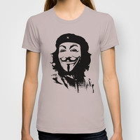 Expect Che T-shirt by Rubbishmonkey