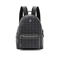 MCM Men's Stark Medium Side Stud Backpack  mcm