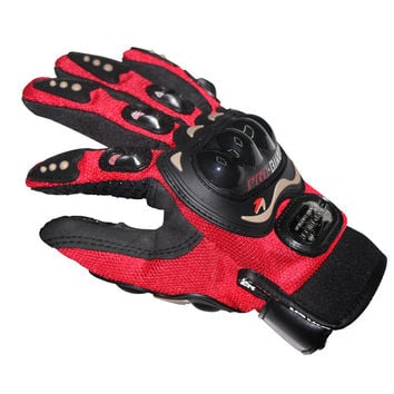 On Sale Professional Hot Deal Outdoors Cycling Bicycle Gloves Anti-skid Men Protective Gear [7278955271]