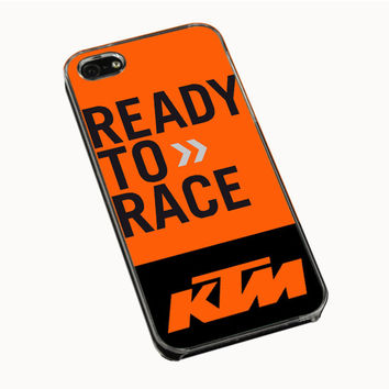 KTM Ready to Race IPhone 5 | 5S 5C 4 | 4S Case